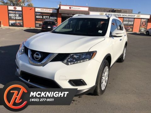 Pre-Owned 2016 Nissan Rogue Back up cam