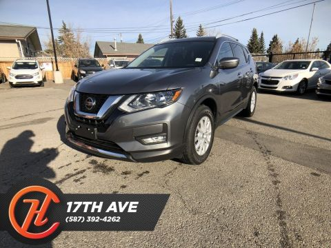 Pre-Owned 2018 Nissan Rogue SV AWD / Back Up Camera / Bluetooth