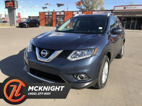 Pre-Owned 2016 Nissan Rogue Sunroof / Back up cam