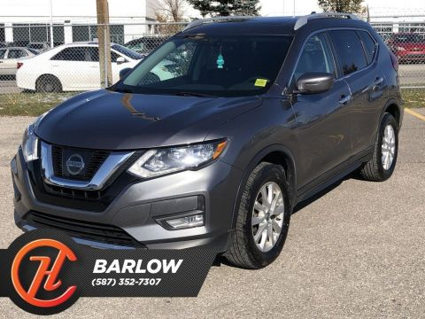 Pre-Owned 2017 Nissan Rogue SV / Heated seats / Back up cam