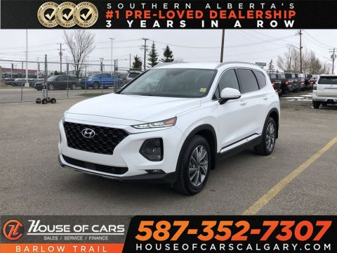 Pre-Owned 2019 Hyundai Santa Fe Preferred / Lane Keeping Assist / Back up Camera