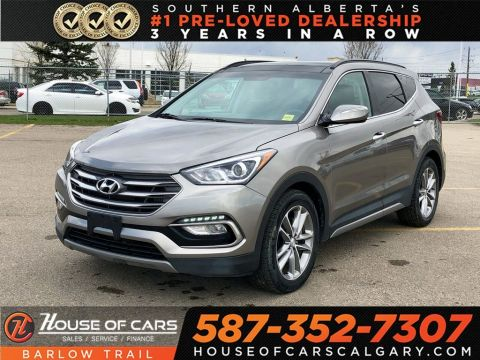 Pre-Owned 2018 Hyundai Santa Fe Sport SE / Heated Leather Seats / Back Up Camera /