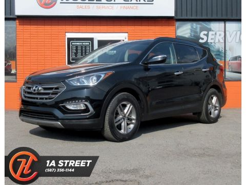Pre-Owned 2017 Hyundai Santa Fe Sport 2.4 SPORT/BACKUP CAM/HEATED SEATS/MOON ROOF