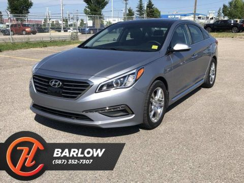 Pre-Owned 2016 Hyundai Sonata Limited / Back up camera / Navi / Sunroof