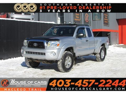 Pre-Owned 2011 Toyota Tacoma TRD/ Bluetooth/ AWD