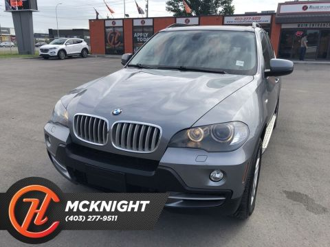 Pre-Owned 2008 BMW X5 Leather / Sunroof / Back up cam