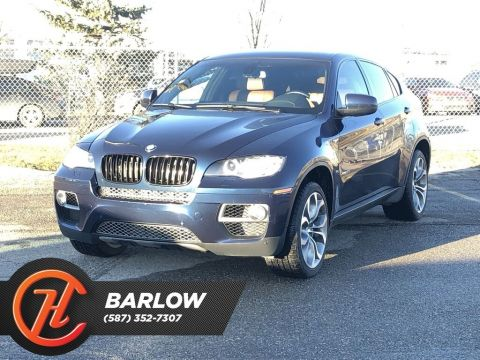 Pre-Owned 2013 BMW X6 xDrive50i / Leather / Sunroof / Back up cam