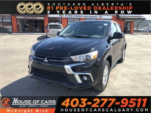 Pre-Owned 2018 Mitsubishi RVR SE / Back Up Cam / Heated Seats