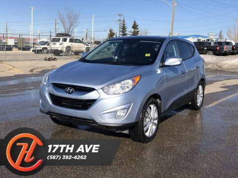 Pre-Owned 2010 Hyundai Tucson Limited / Leather / Heated seats