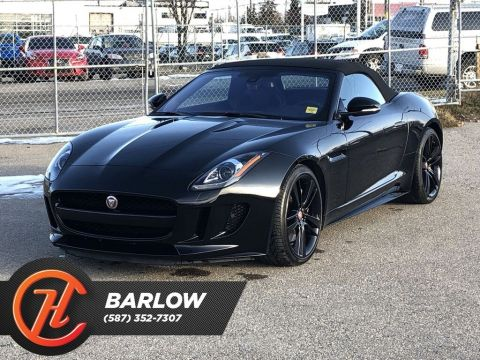 Pre-Owned 2017 Jaguar F-Type Navigation / Adjustable Spoiler