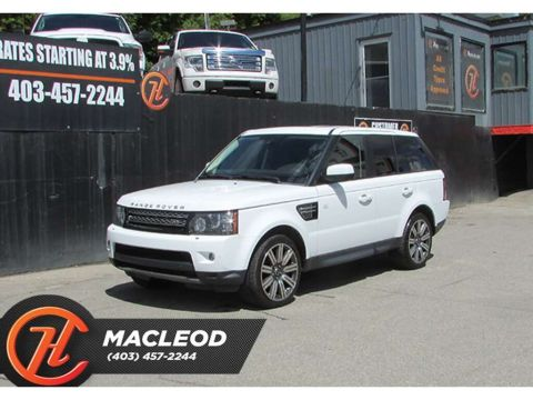 Pre-Owned 2012 Land Rover Range Rover Sport Supercharged,Navi,Leather,Sunroof