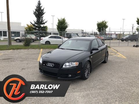 Pre-Owned 2008 Audi A4 2.0T Sline / Leather / Sunroof