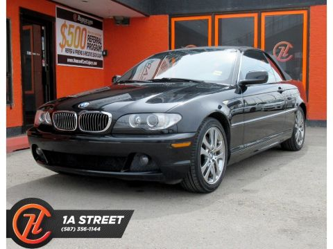 Pre-Owned 2006 BMW 330I Ci/SOFT DROPTOP/HEATED SEATS/MORE