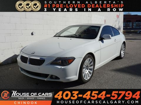 Pre-Owned 2005 BMW 645 CI LOADED,Mechanic Special