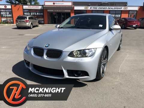 Pre-Owned 2007 BMW 335i i / Leather / Sunroof