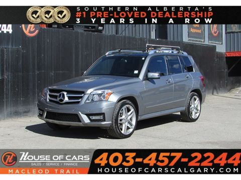 Pre-Owned 2011 Mercedes-Benz GLK GLK350 4MATIC,Heated leather seats,Sunrrof