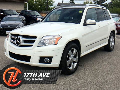 Pre-Owned 2011 Mercedes-Benz GLK GLK350 4MATIC / Leather / Bluetooth